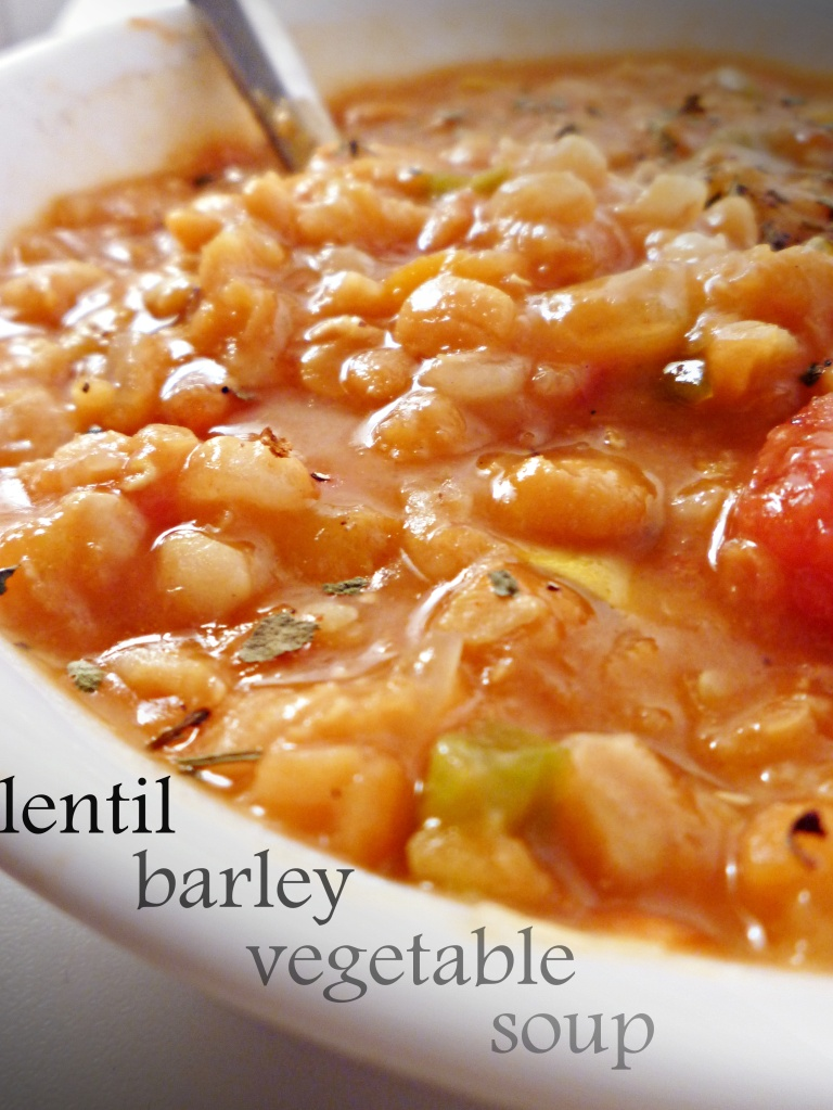 Smitten Kitchen Barley Soup