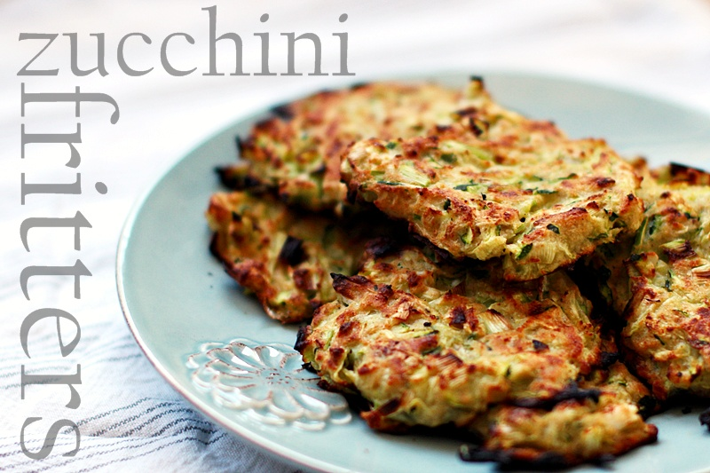 Zucchini Fritter Recipes