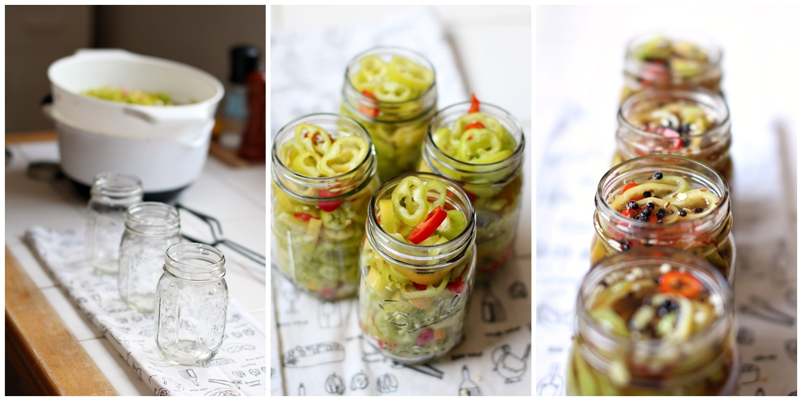 pepper rings pickled hot pepper rings pickled peppers recipe hot